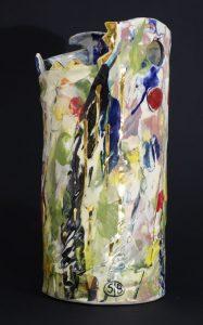 """""""Urban Landscape"""" H42 x 20 x 20cm $1,200.00 AU"""